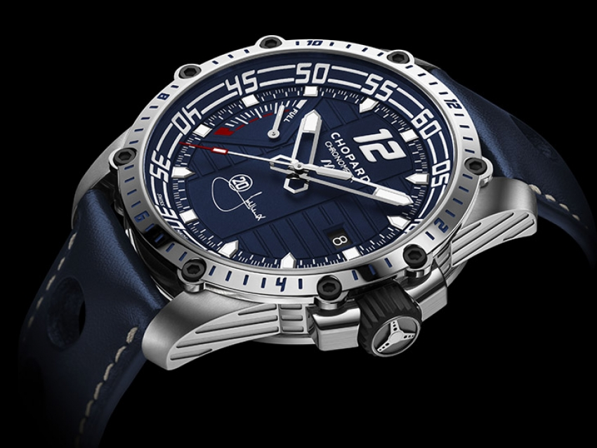 Chopard presenta el Superfast 8 Hz Power Control Porsche 919 en Only Watch 2017