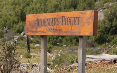 The Audemars Piguet Forest in Chile