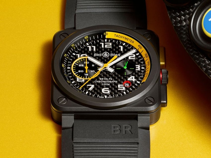 Baselworld 2017: Bell & Ross y su deportivo BR-X1-RS17