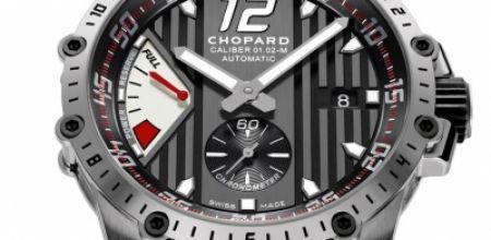 Los relojes Chopard del deporte automotor