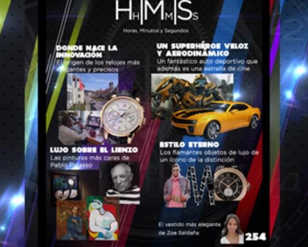 H|M|S Programa # 254