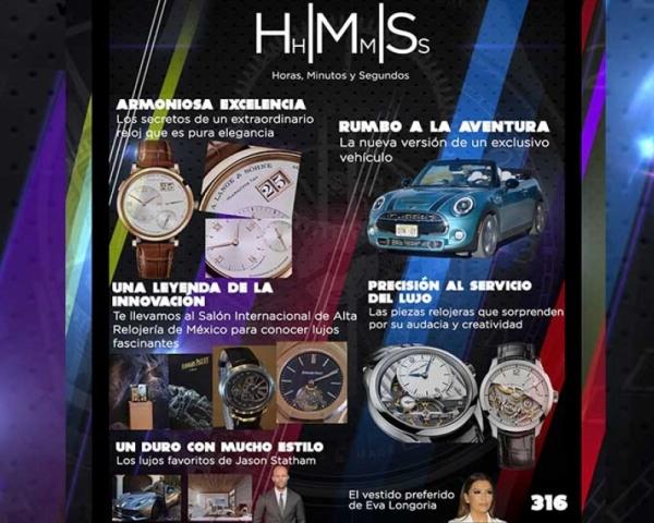 H|M|S Programa #316