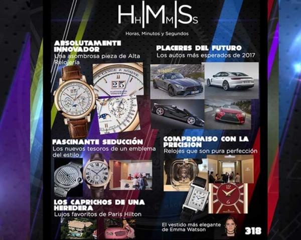 H|M|S Programa #318