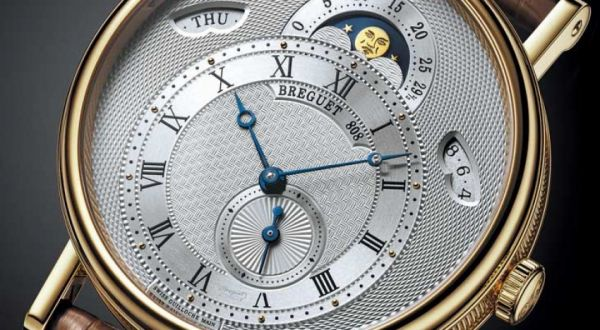 Close up al grandioso Breguet Classique 7337