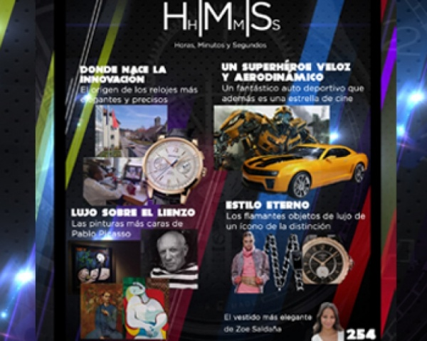 H|M|S Programa # 253