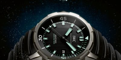 Los relojes Aquatimer de IWC para aventuras extremas