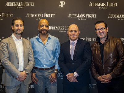 Audemars Piguet y Lars Jan en Art Basel Miami 2017