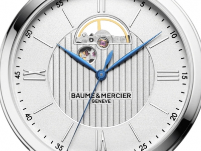 Watches & Wonders 2020: Baume & Mercier Classima 10525
