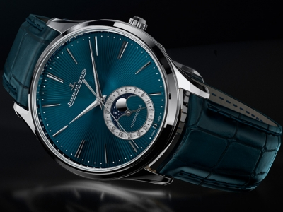 Pre-SIHH 2019: Jaeger-LeCoultre Master Ultra Thin Moon Enamel