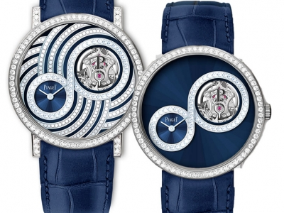 Piaget Altiplano Tourbillon Infinite Blue