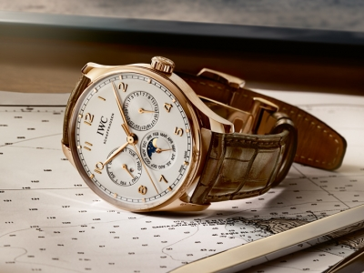 Watches & Wonders 2020: IWC Portugieser Calendario Perpetuo 42