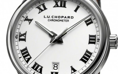 Close Up al Chopard L.U.C 1937 Classic