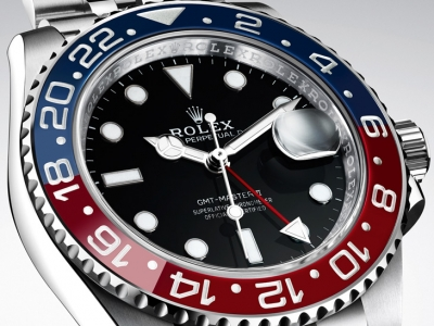 Baselworld 2018: Rolex Oyster Perpetual GMT– Master II