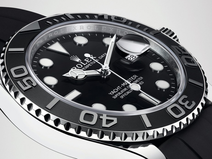 Baselworld 2019: Rolex sorprende con el Oyster Perpetual Yacht‑Master 42