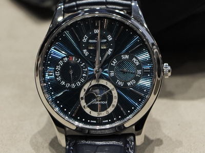 Jaeger-LeCoultre Master Ultra Thin Perpetual Enamel